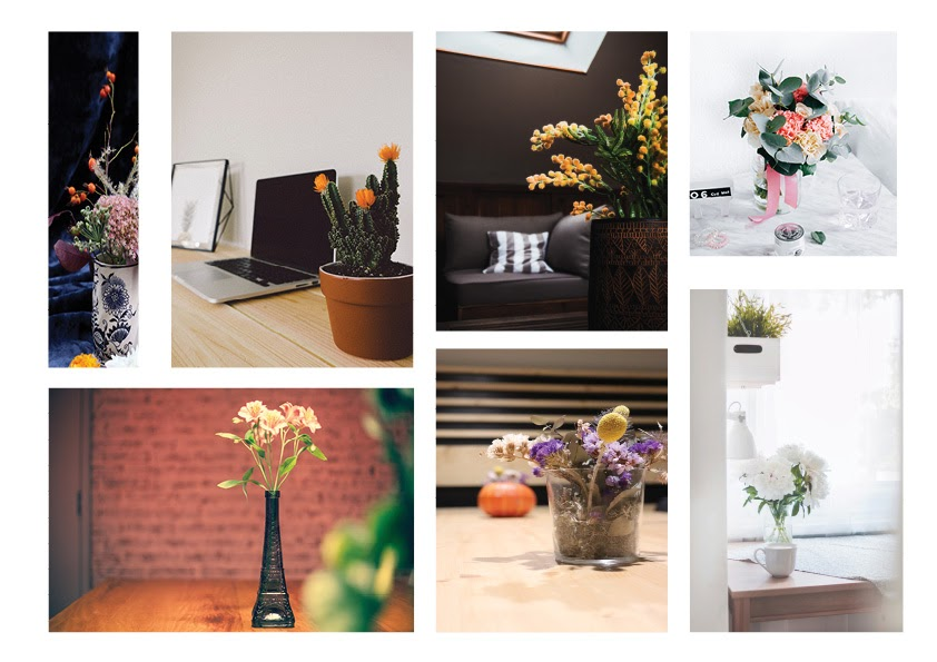 Home Staging tips - using flowers